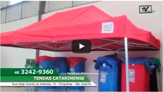 Tendas Catarinense atua no seguimento de fabricação, venda e locação de  tendas, além de acessórios diversos para eventos em geral. 9465e6af30